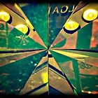 COLLINS STREET KALEIDOSCOPE by JOE CALLERI