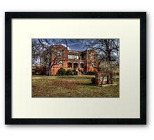Santa Fe Elementary (Cleburne, Texas) Framed Print