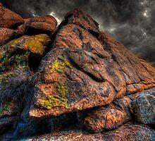 Isosceles Rock by Bob Larson