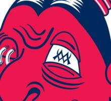 Cleveland Shruken Heads Sticker
