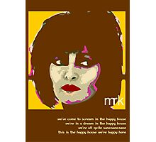 siouxie sioux Photographic Print
