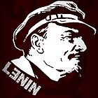 Vladimir lenin by personalized