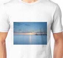Summer Sunset at Clevedon Pier Unisex T-Shirt
