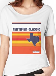 Certified Classic Texas Women's Relaxed Fit T-Shirt