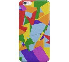 Shards of Rainbow iPhone Case/Skin