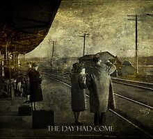 The Day Had Come by garts