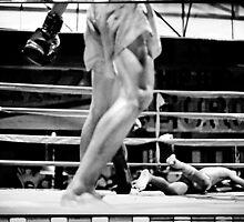 'Swift Kick: Victory.' Ko Phi Phi, Thailand by RyanEdwardson