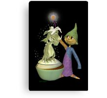 Trainee Wizard Canvas Print