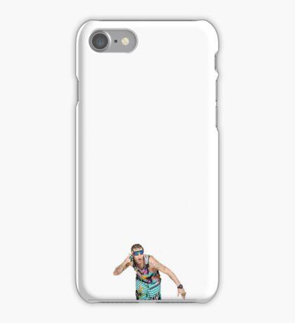 Riff Raff - Neon icon Figure iPhone Case/Skin