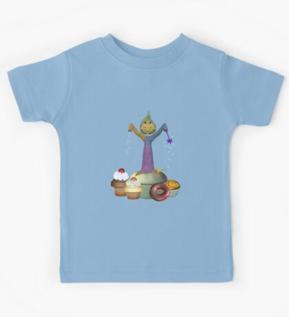 Magic Cakes .. a wizards spell Kids Tee