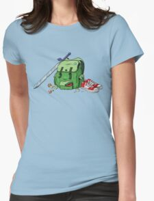 Adventure Pack Womens Fitted T-Shirt