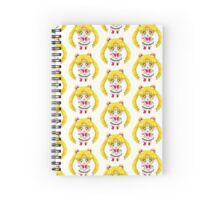 Super Sailor Moon Petit Chara Spiral Notebook