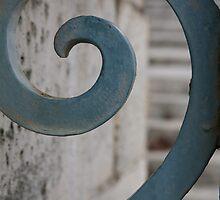 Gate detail ...Versailles by LynnEngland