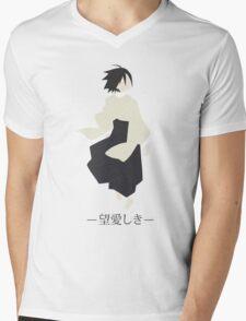 Nozomu Itoshiki Mens V-Neck T-Shirt