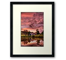 Love at First Site Framed Print