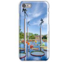 Missouri Botanic Garden iPhone Case/Skin