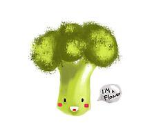 Broccolo Photographic Print
