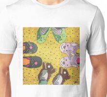 Slippers Unisex T-Shirt