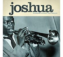 Word Leftovers: Joshua (Blue Note) Photographic Print