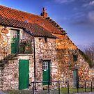 Mangle Cottage by GillBell