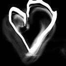 Burning heart by Nayko