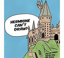 A Very Potter Sequel - Hogwarts Photographic Print