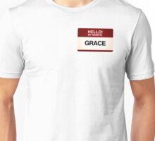 NAMETAG TEES - GRACE Unisex T-Shirt