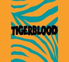 Tigerblood Blue Unisex T-Shirt