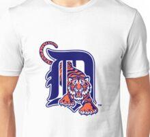 detroit tigers logo Unisex T-Shirt