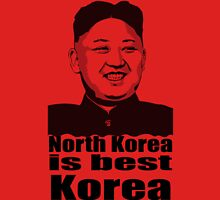 North Korea - Best Korea Unisex T-Shirt