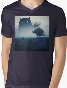 The Family Mens V-Neck T-Shirt