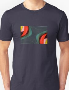 Tools Abstract Unisex T-Shirt