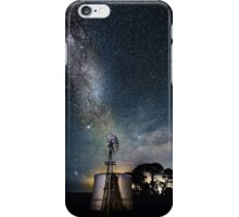 Childers Cover Windmill Milky Way iPhone Case/Skin