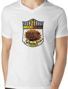 usa brooklyn hoodie by rogers bros Mens V-Neck T-Shirt