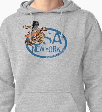 usa new york tshirt by rogers bros co Pullover Hoodie