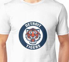 detroit tigers logo 5 Unisex T-Shirt