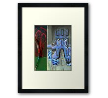 Passage to Inkia Framed Print