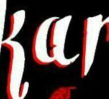 Skars-band Sticker