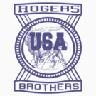 usa california sticker by rogers bros by usastickers