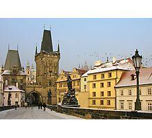 Charles Bridge, Prague Photographic Print