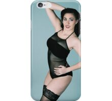 Pin-up I iPhone Case/Skin