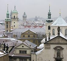 Church of the Holy Saviour by Eric Flamant
