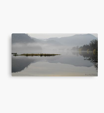 Peaceful Times Canvas Print
