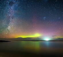 Pea Soup Aurora - Port Fairy, VIC by hangingpixels