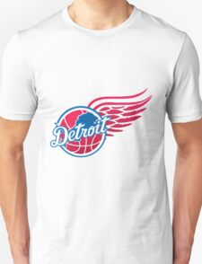 detroit lions logo 7 T-Shirt