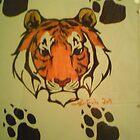 tiger by fernandozart
