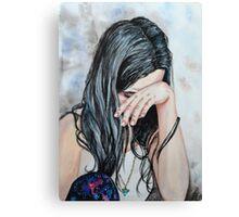 Fatigue Canvas Print