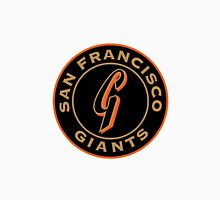san francisco giants logo 1 Unisex T-Shirt
