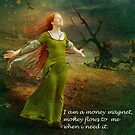 Affirmation for Prosperity by Dawnsky2