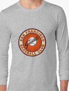 san francisco giants logo 2 Long Sleeve T-Shirt